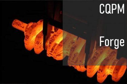 CQPM – Opérateur de transformation métallurgique en forgeage
