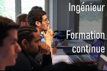 ESFF - Cycle ingénieur - Formation continue