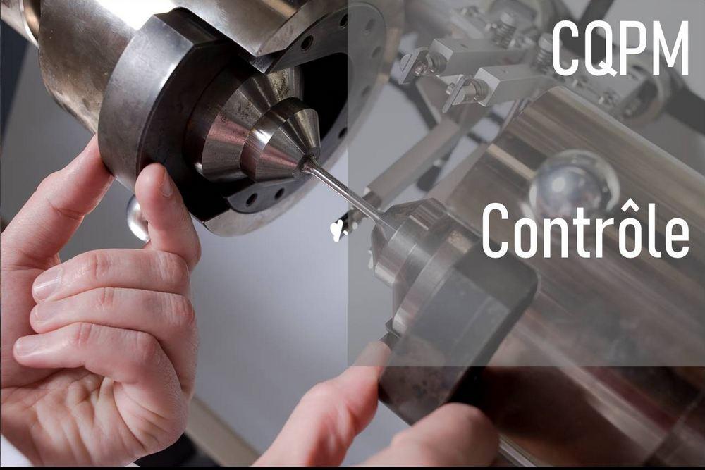 CQPM Technicien de laboratoire métallurgique